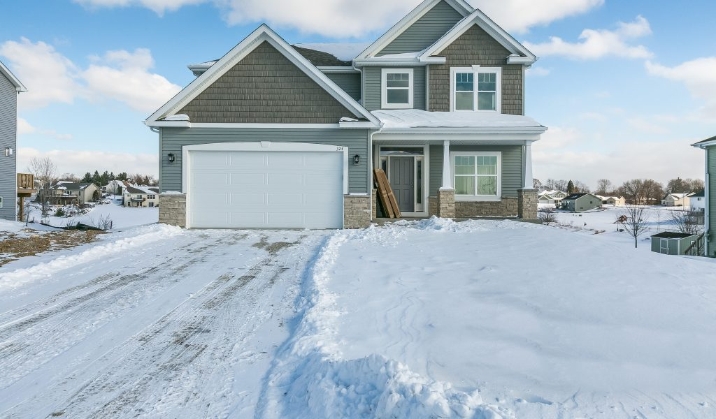 move-in-ready homes, home builder, bear homes