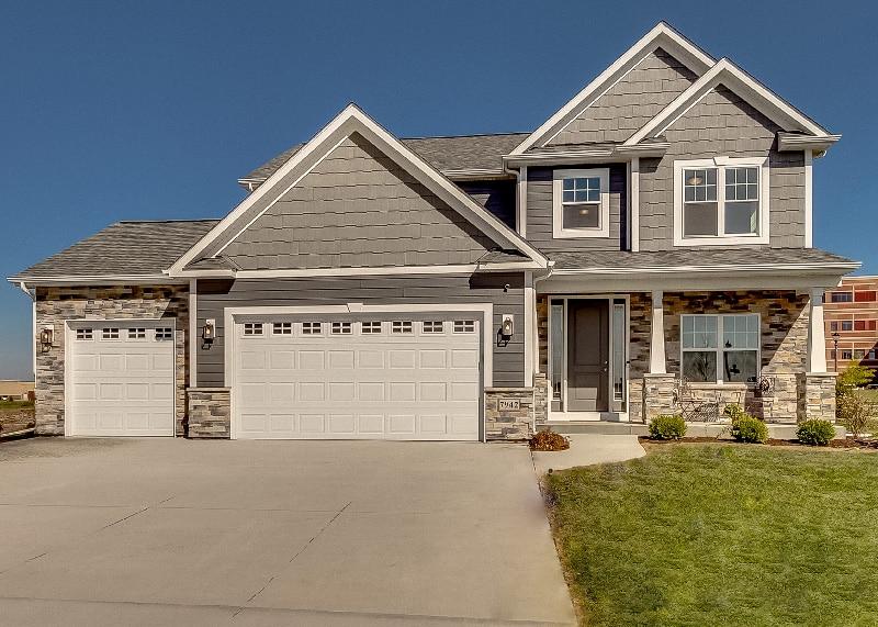 home builder pleasant prairie, bear homes, custom homes