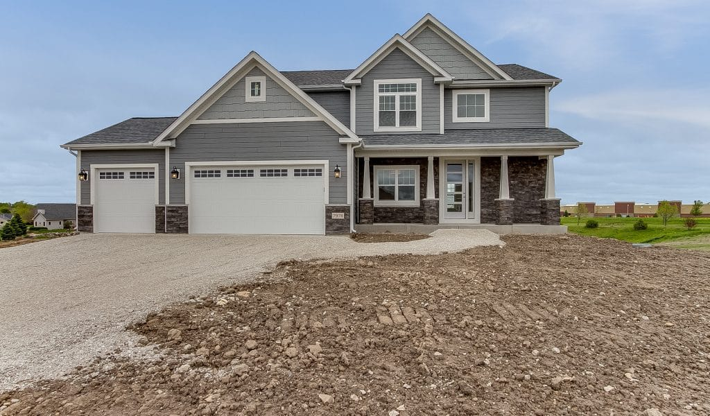 move in ready homes, pleasant prairie, wi