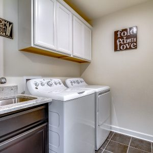 BEAR Homes - Home Builder - Laundry Room - Mudroom (1)