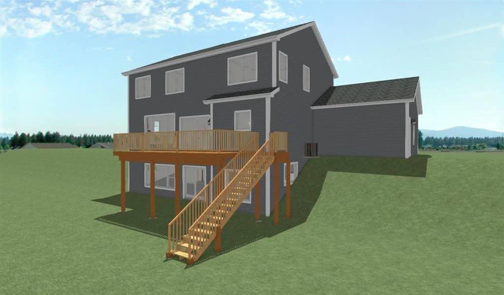bear homes, build house, home builder