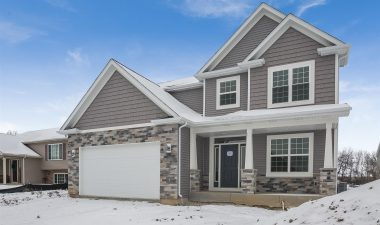 move in ready home in sturtevant, new home in sturtevant, new home sturtevant