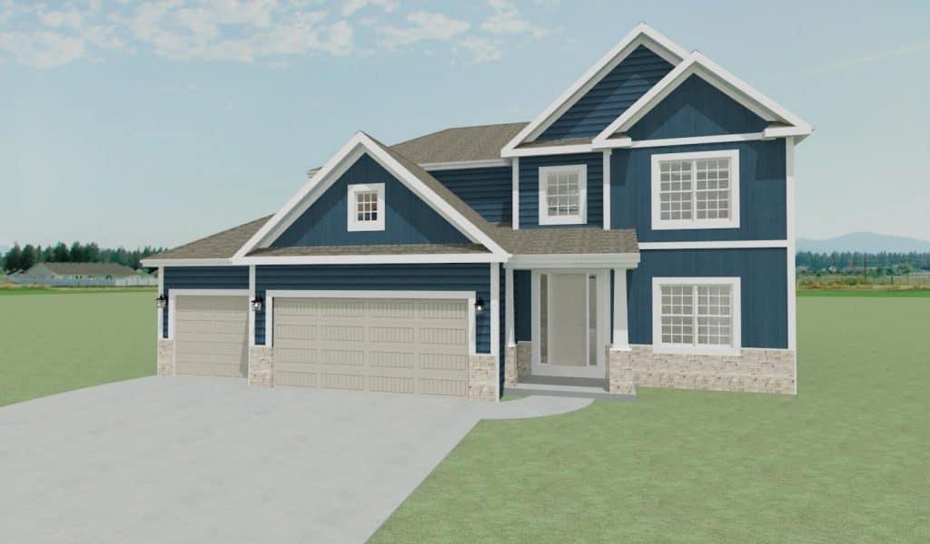 house for sale in kenosha, 3709 23rd St Lt32 Kenosha, bear homes