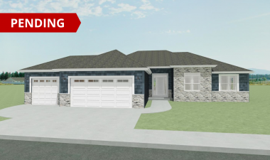 new construction home twin lakes