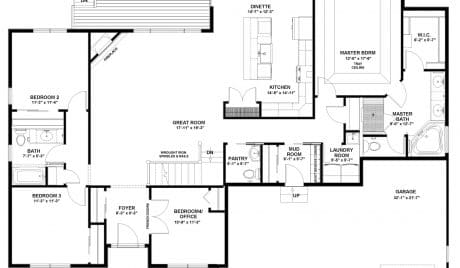 bear homes floor plans