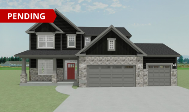 bristol wi home for sale, bear homes, move in ready homes