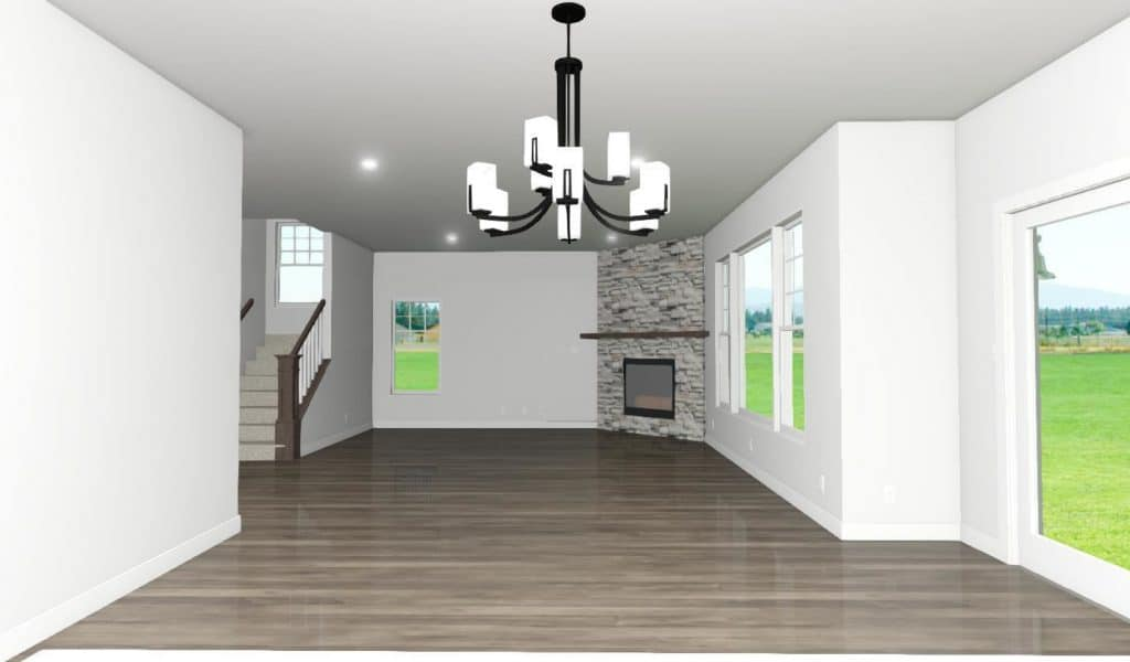 home for sale in bristol wi, move in ready home, bear homes