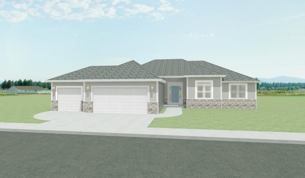 new homes, twin lakes