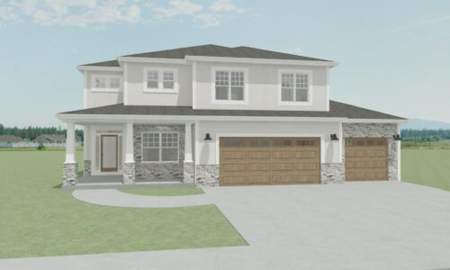 2021 Parade of Homes Model - The Delilah